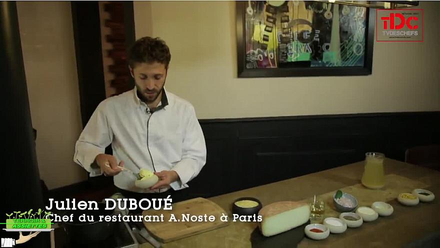 Fromage de Brebis - Terroir & Assiette - @tvdeschefs - @Smartrezo